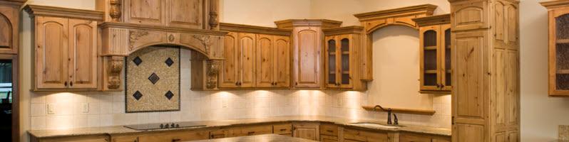 Custom Cabinet Design Showroom